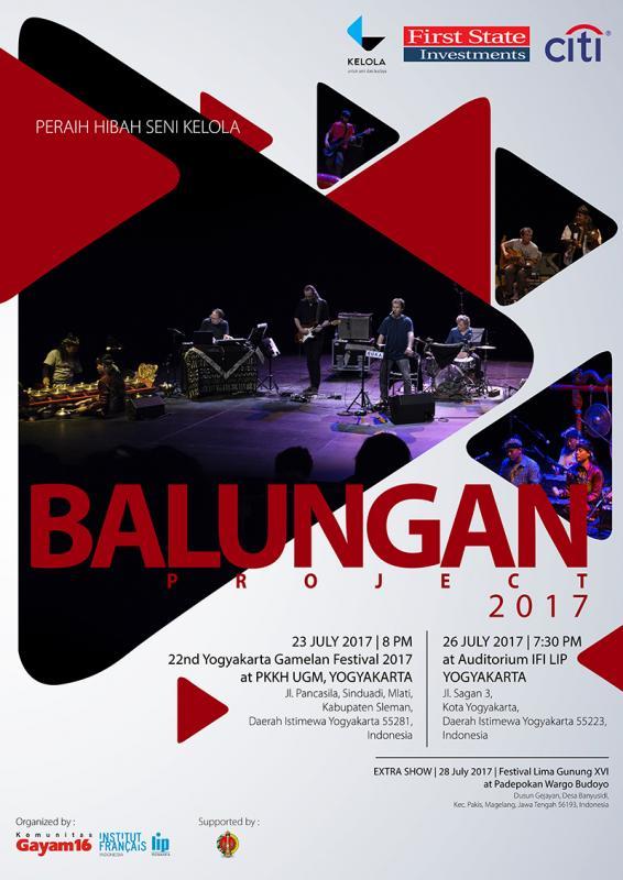 POSTER BALUNGAN Final R | Musik | Balungan Project 2017 | Gayam 16