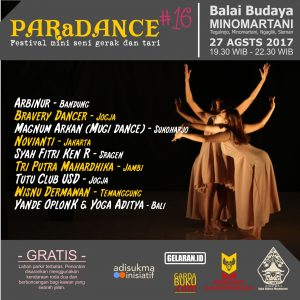 Paradance poster