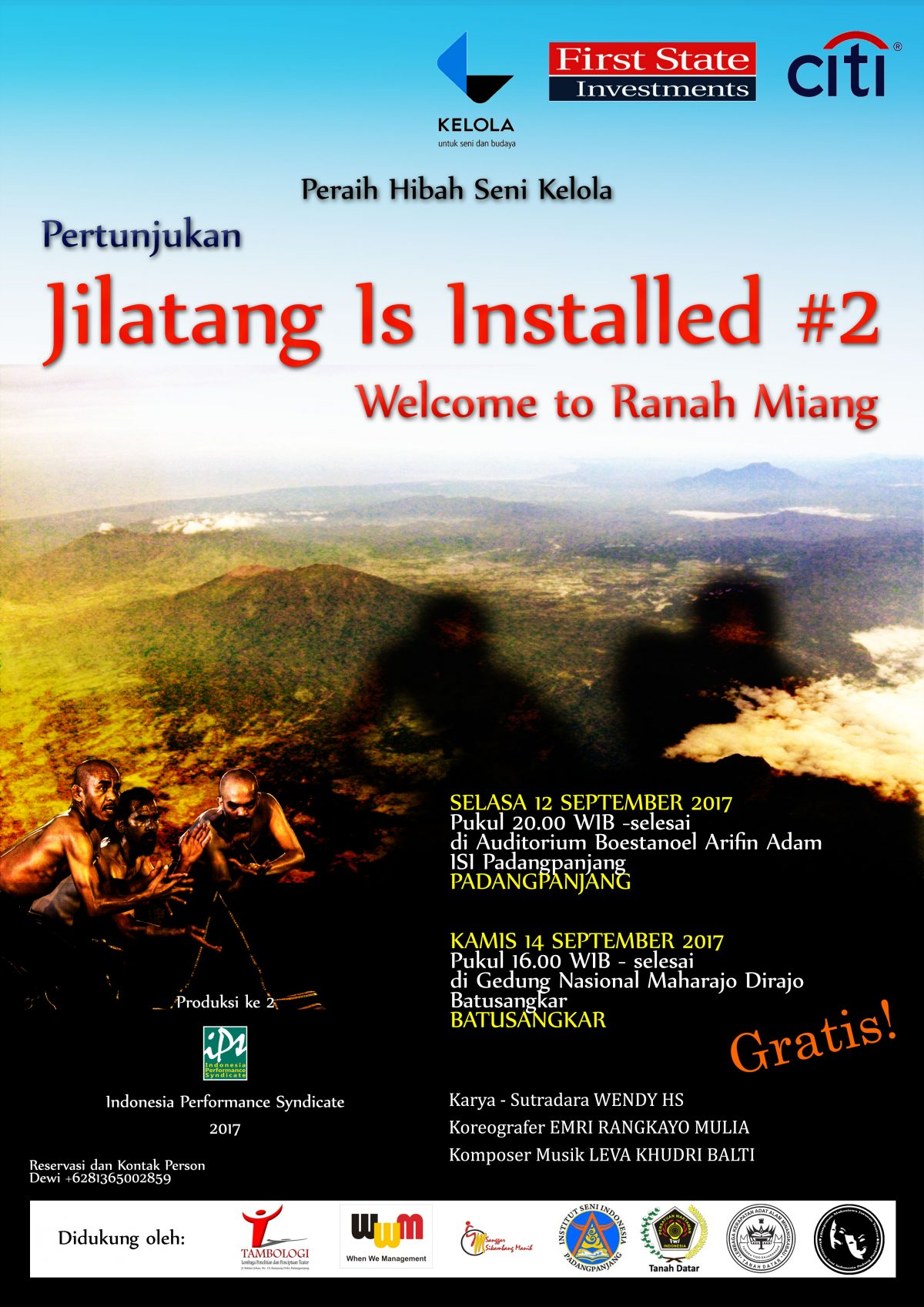 Design Poster Layer 1 e1505023524367 | Teater | Jilatang is Installed #2 | Indonesia Performance Syndicate