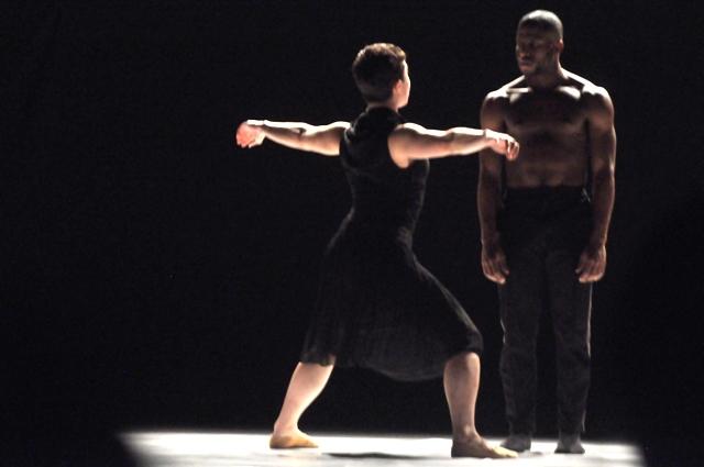3 | EVERYTHING YOU WANT IS PROCESS : Catatan atas pertunjukan Sally Dance Masstricht di Yogya 2017