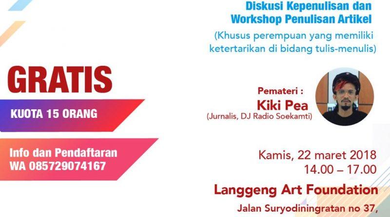 WhatsApp Image 2018 03 20 at 17.00.54 | Workshop Menulis Bagi Perempuan
