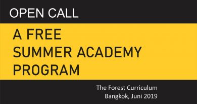 Open Call The Forest Curriculum
