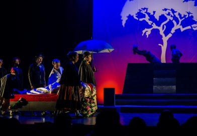 Teater Gandrik dalam Para Pensiunan 2049