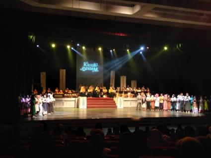 """Drama musikal """"Rasuk Dendam"""" SMAN 7 Yogyakarta"""