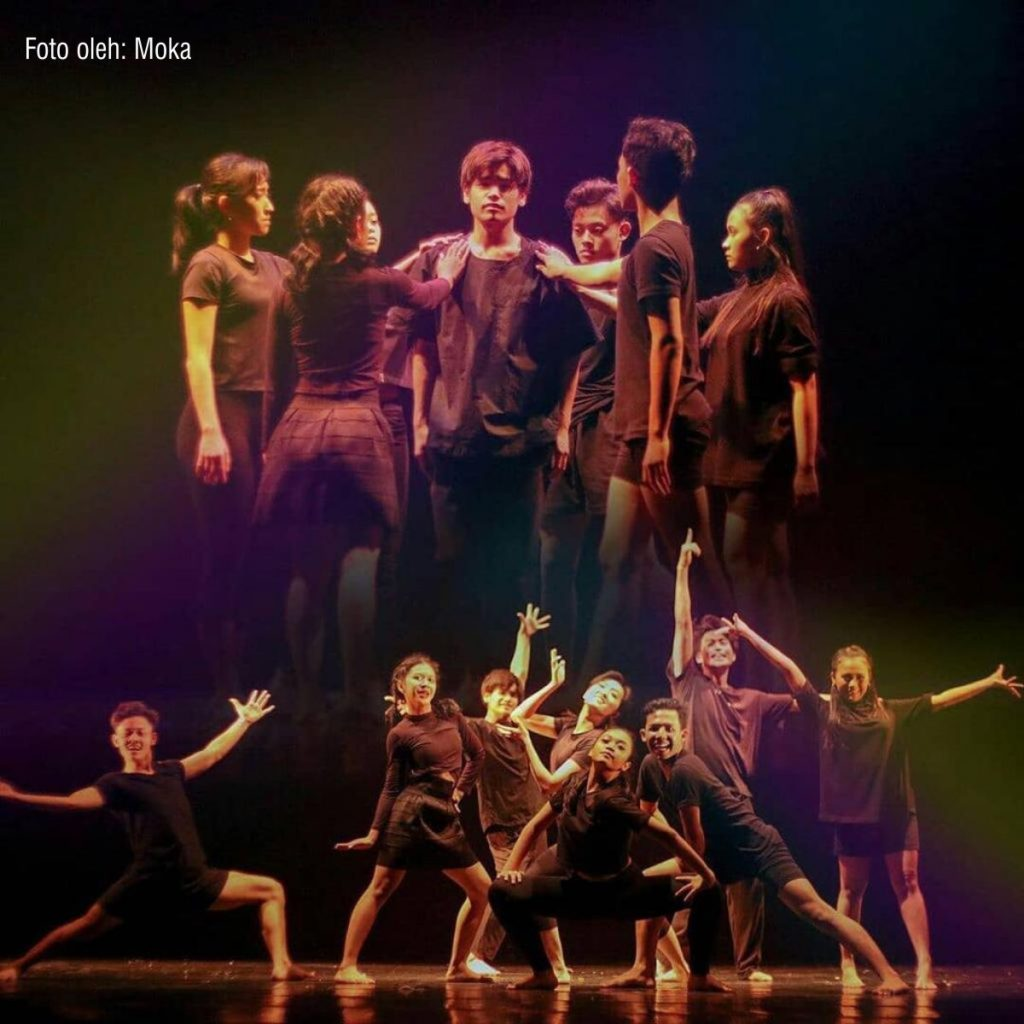 Kolaborasi SDF 2019 by Yamato | Sawung Dance Festival 2019: Identitas Tubuh Yang Dibicarakan Di Ruang Sunyi