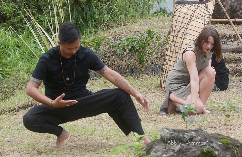 Galih Naga Seno dan Anna Thu Schmidt