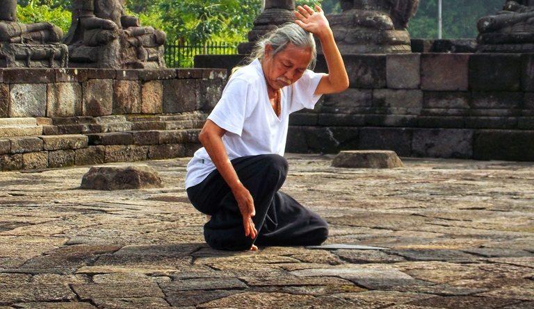 SUprapto Suryodarmo, sang maestro seni gerak