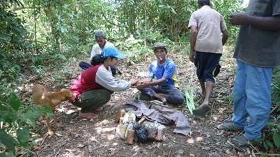 ritual nobu-nobu Larantuka