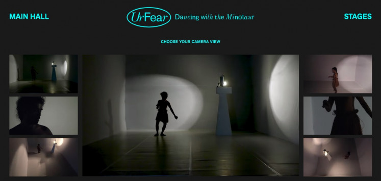 3JakartaPost | Dance with the Minotaur: Bertandak Tindak Tanduk yang Tunduk