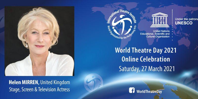 Amanat Hari Teater Dunia 2021