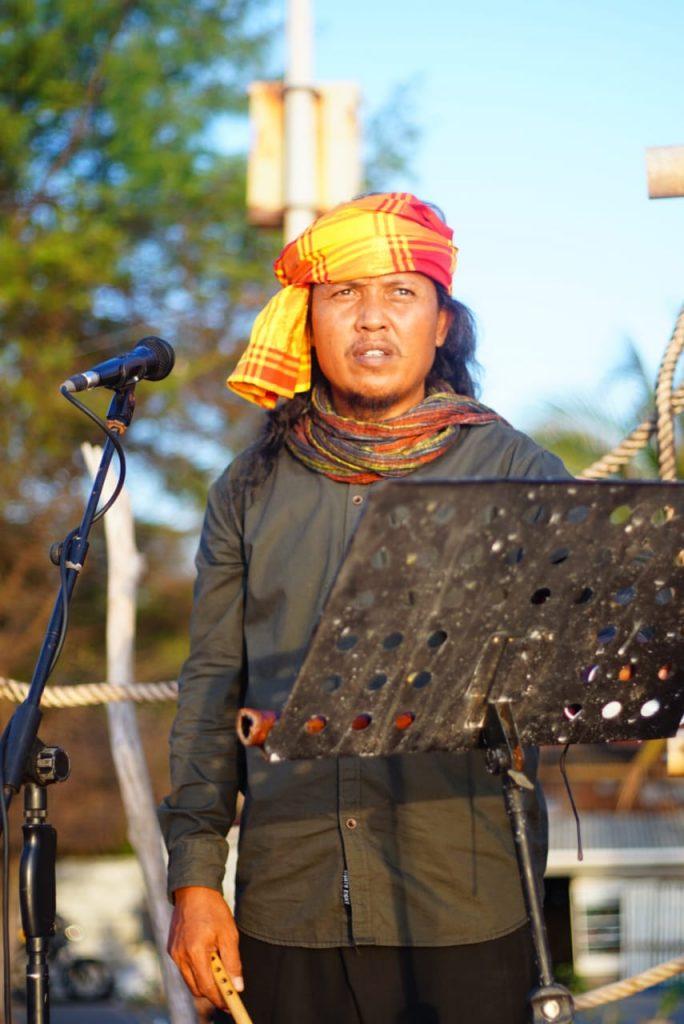 Foto 1 Misbahuddin Kreator The Bagang | Membaca The Bagang, Membaca Orkestra Keseharian Misbah